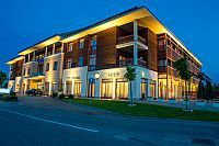 Hotel Aquarell  - 4-star wellness hotel in Cegled - Hungary Wellness weekend