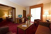 4* family room at discounted price at Balneo Thermal Hotel