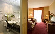 4* Nice and spacious double room in Thermal Hotel Balneo Zsori