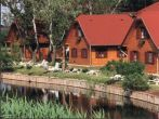 Fűzfa Hotel and Leisure Park Poroszló - six-person bungalows, fully equipped chalets