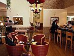 Hotel Mercure Buda - café in the I. district of Budapest, by the South Railway Station