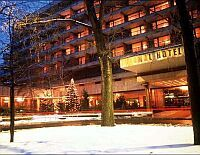 Thermal Hotel Margaret Island Budapest - Danubius Health Spa resort Margitsziget - Wellness weekend, thermal water Budapest